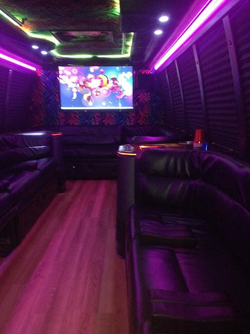 Limousine, Northern Michigan Party Bus, Kalkaska, weddings, golf outings, fall color tours, wine tours,prom