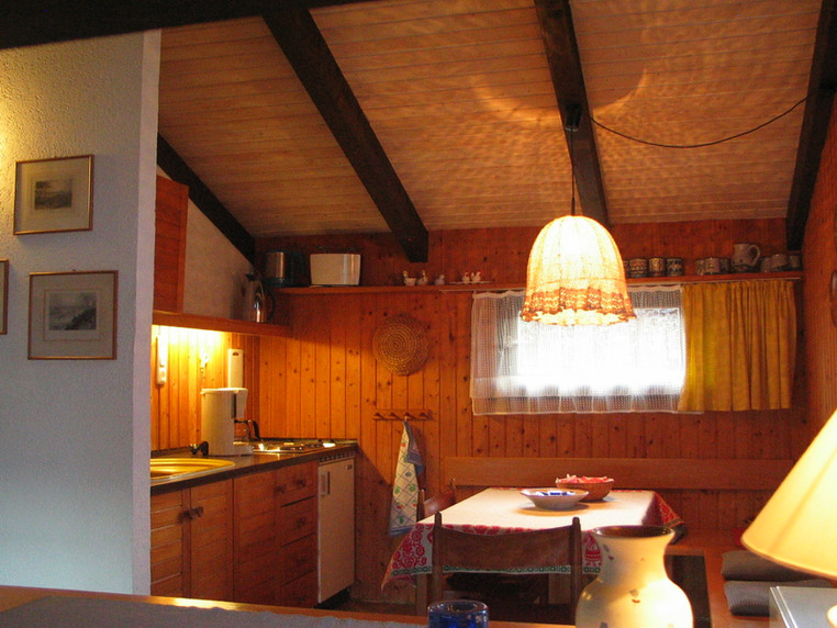 Küche, Sitzecke