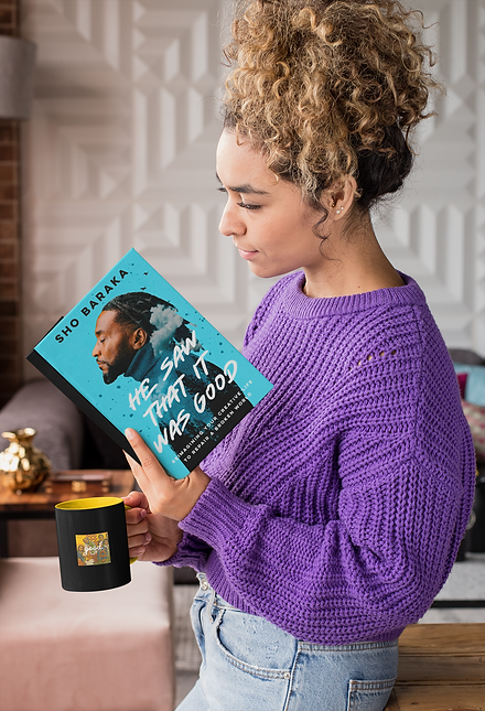 mockup-of-a-woman-reading-a-book-and-dri