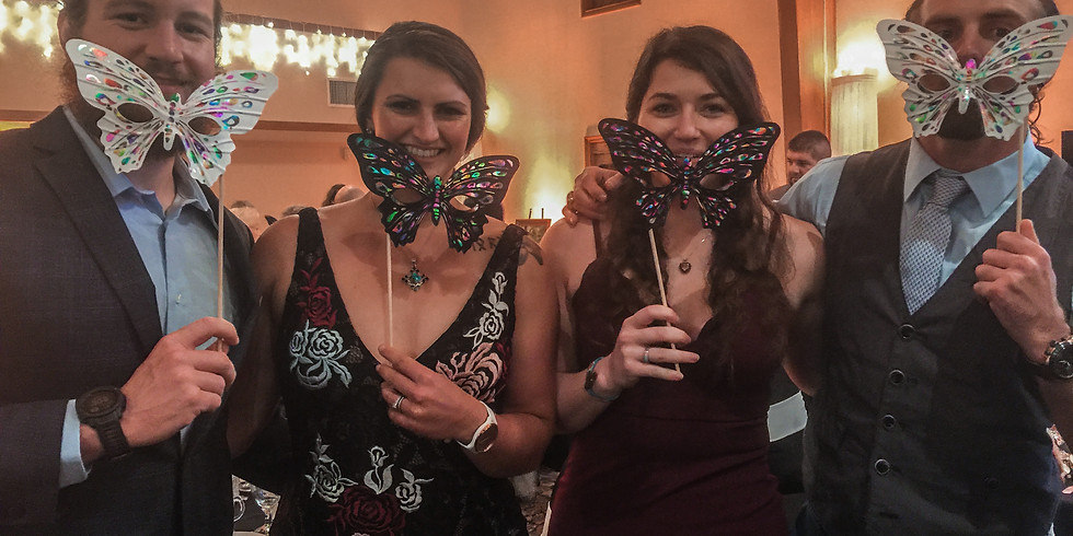 Butterfly Masquerade Gala