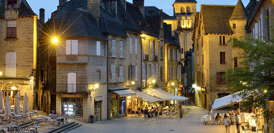 Bergerac centre