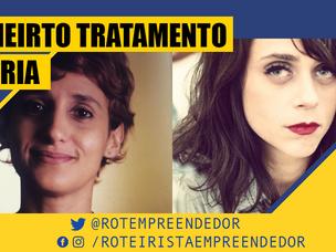 Primeiro Tratamento Marília Nogueira e Vânia Matos EP96 (Cabíria)