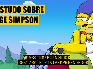Um estudo sobre Marge Simpson
