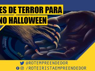 Filmes de Terror Brasileiro para ver no Halloween