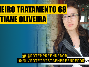 Primeiro Tratamento Cristiane Oliveira EP 68 (Roteiro)