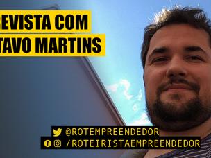 Escrevendo pra TV | Entrevista com Gustavo Martins pt.1
