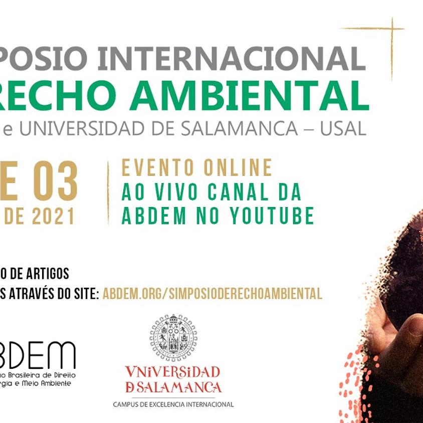 1º Simposio Internacional - Derecho Ambiental