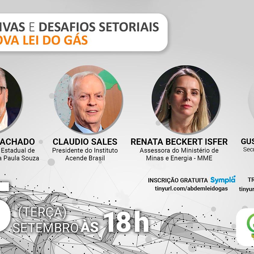 Perspectivas e desafios setoriais com a Nova Lei do Gás