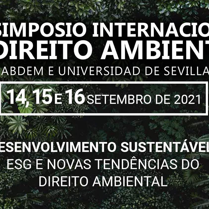 II Simpósio Internacional de Direito Ambiental