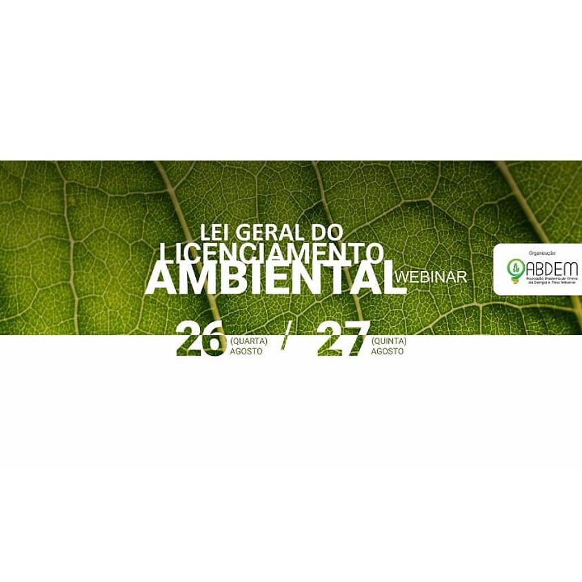 Lei Geral do Licenciamento Ambiental