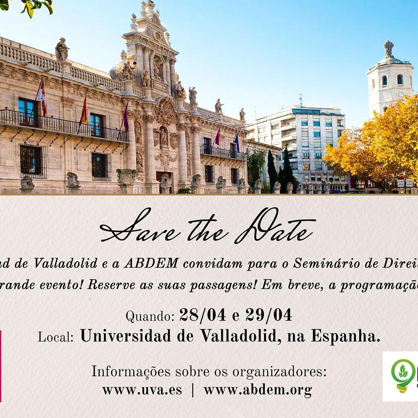 Evento Adiado - Seminário de Direito Ambiental