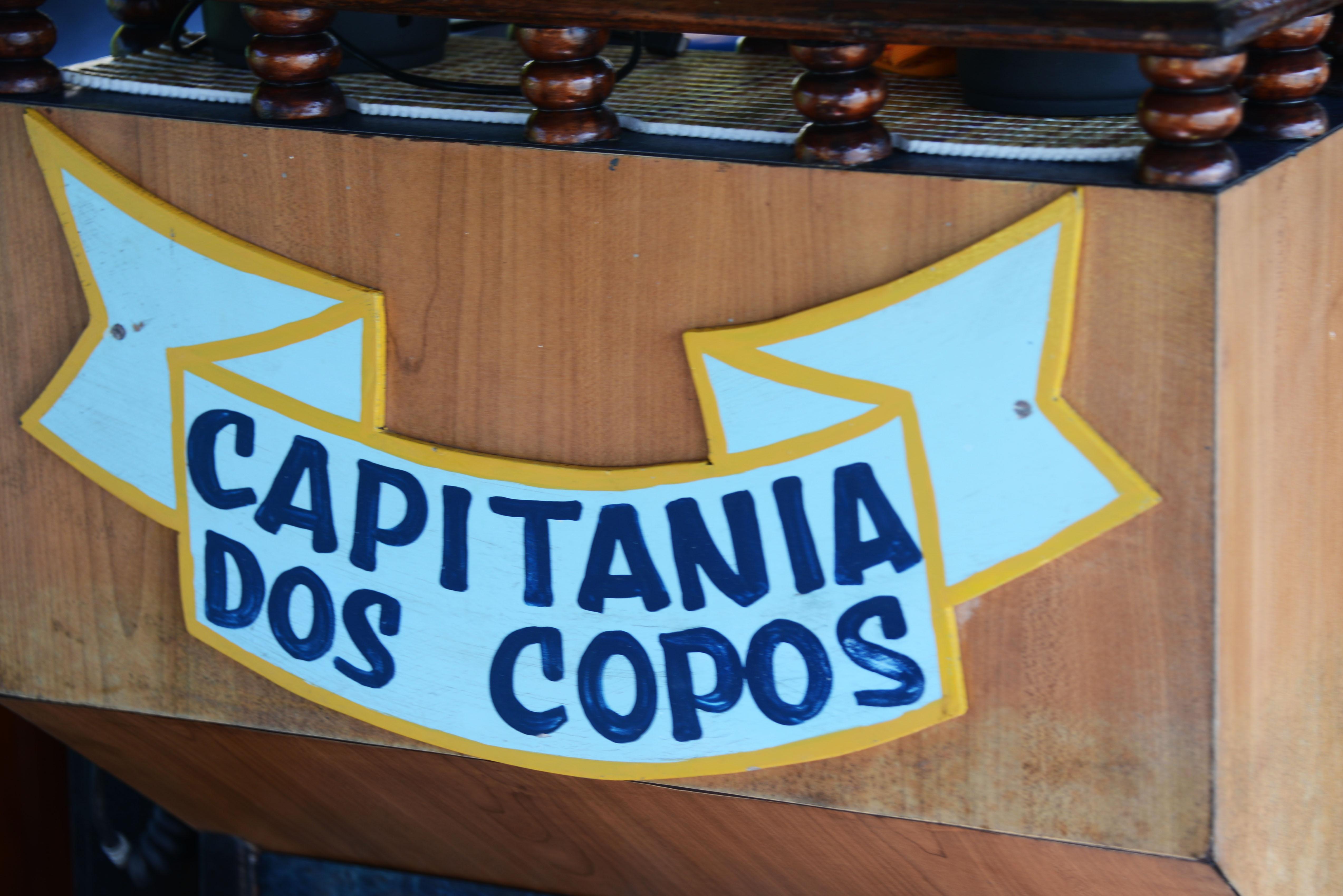 Padrão Capitania dos Copos
