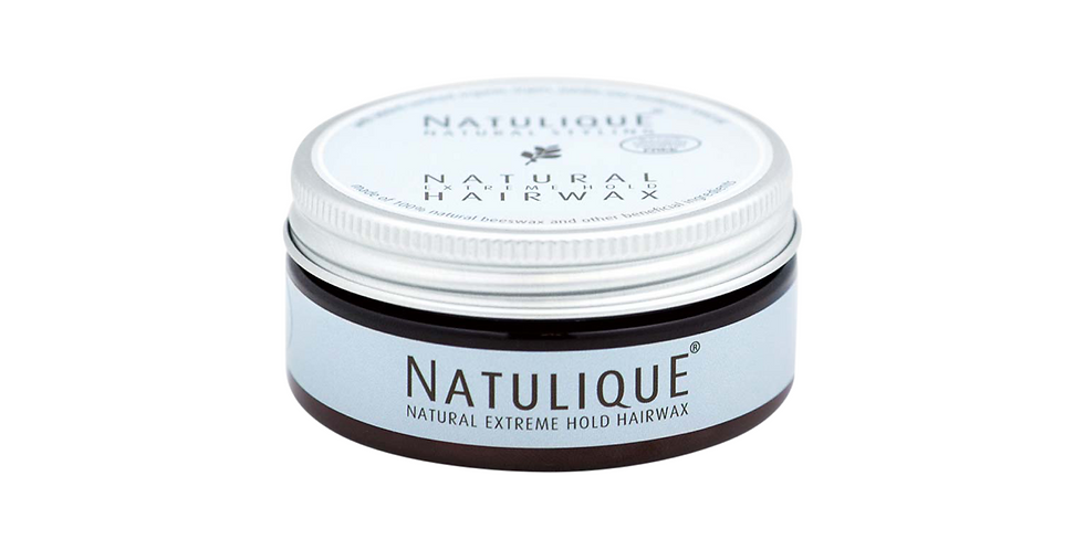 Natulique Extreme Hold Wax 75ml