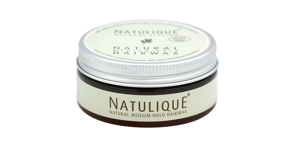 Natulique Medium Hold Wax 75ml