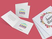 faire part et invitation carte boutique