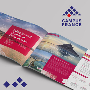 CAMPUS France // Catalogue loisirs étudiants internationaux