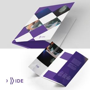 IDE // Création graphique de supports imprimés