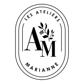 Les Ateliers Marianne // Identité visuelle et logo dynamique