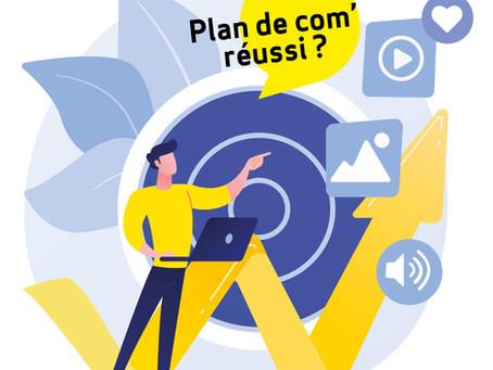 Plan de communication réussi ? Les conseils pratiques