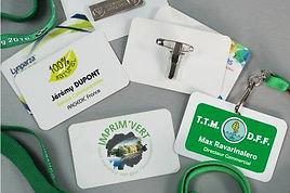badge eco responsable écologique