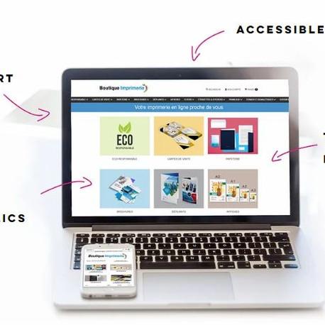 www.boutique-imprimerie.com, votre imprimeur en ligne situé en Essonne (91)
