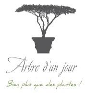 logo arbre d'un jour