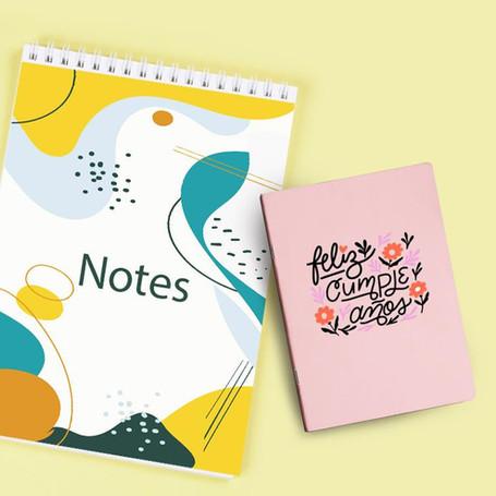Le carnet de notes écologique : objet publicitaire idéal pour une communication durable