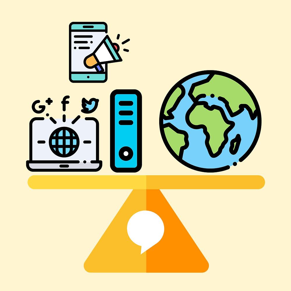 digital planète écologie