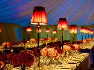 WEDDING DINNER, ENGLAND