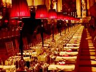 BIENNALE DINNER, VENICE