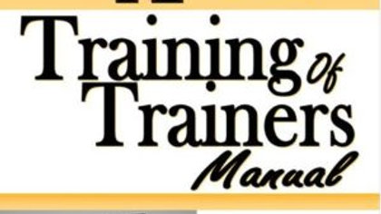 CCAR RCA Facilitator's Training -- VIRTUAL