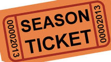 Harmony's Season Ticket package Option A