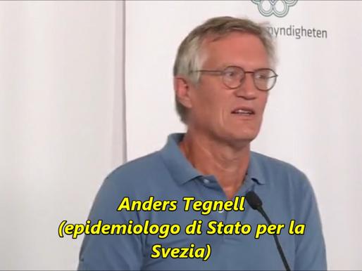 Il Times intervista l'epidemiologo di stato svedese: 'siete cocciuti o anomali?' La risposta[video]