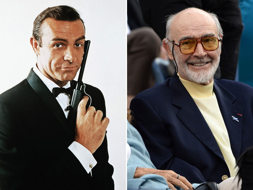 È morto Sean Connery, ''IL'' 007
