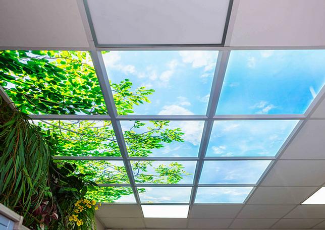 Plafond lumineux Lightmann Bureau.png