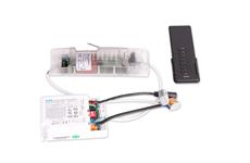 Télécomande On/Off pour dalles led en milieu médical ou avec des containtes  magnétiques