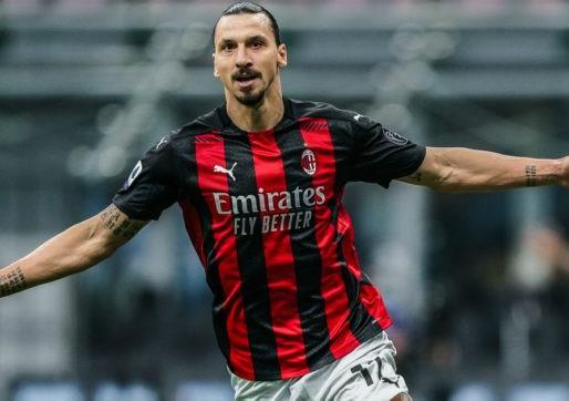 Inter-Milan 1 a 2, il derby è rossonero: Ibrahimovic  più forte dell'età (e persino del covid)