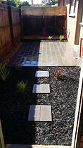Courtyard Makeover