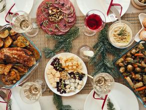 Jak na odlehčené vánoční pohoštění?