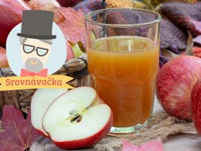 Souboj jablečných moštů: Který je lepší?