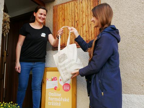 Organizátorka Katka Šebeňová: Doma už vaříme jen ze Scuku