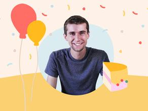 Slavíme 3 roky! Co za tu dobu nejvíc oceňuje náš vývojář Luky?