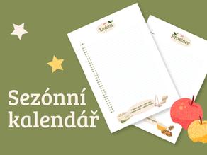 Vánoční dárek: Kalendář
