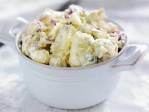 4 verze bramborového salátu