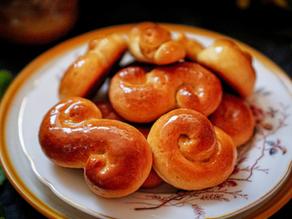 Velikonoční jidáše podle receptu reBarbora's kitchen