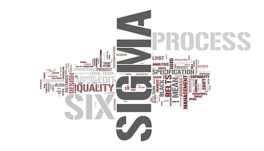 Alastair Majury Six Sigma