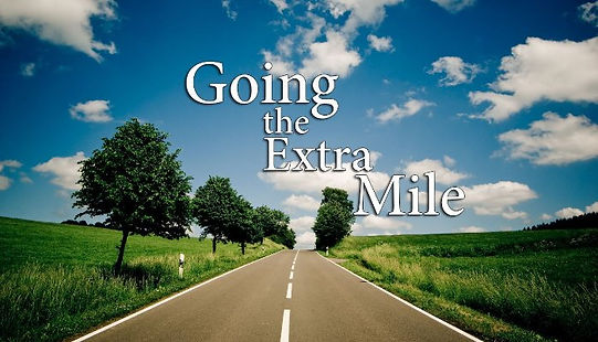 Alastair Majury Extra Mile