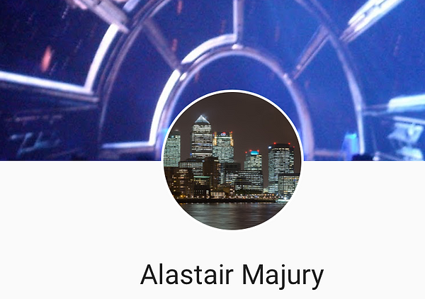 Alastair Majury