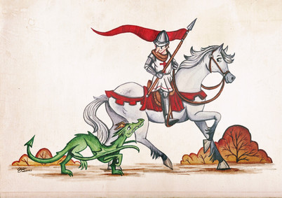george and the dragon friends.jpg
