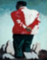 1_Dictator, Acrylic on Canvas, 162x130cm